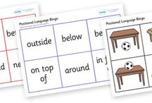 Position words