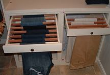 Laundry&sewing room ideas