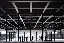 Mies van der Rohe - Neue Nationalgalerie in Berlin