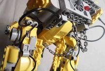 LEGO SAM Robot