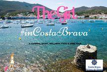 #inCostaBrava / Itinerario di viaggio in Costa Brava, Catalogna, Spagna. http://www.thegirlwiththesuitcase.com/2016/07/itinerario-di-viaggio-costa-brava.html