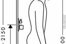 łazienki schematy