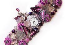 Hodinky a korálky (watch beads)