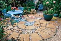 Patios . . . Decks / Outdoor Patios, Covered Patios, Patios in the Garden, Patios in small areas or huge yards. Patios in restaurants . . . / by Back Yard Ideas