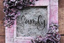 Tina Stepanova / Beautiful art from Tina Stepanova using products from Lindys
