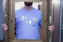 Gaviotas / Cool t-shirts for everyone
