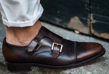 Double Monk-Strap Shoe