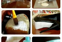 Diy the shoes!!!