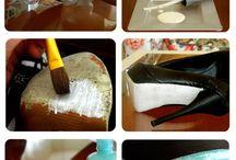 crea scarpe