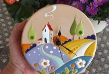 cute painting glass