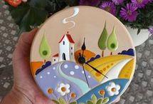 paesaggi ceramica