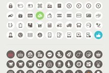 Free Icons & Glyph Resources / Free Icons & Glyph for designing