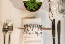 Party - Rustic / Modern