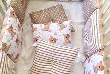 kumaş yastıklar