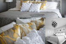 Bedroom ideas  / by Melissa Cap