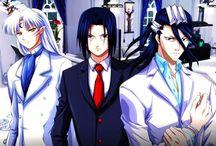 anime men