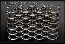 Chain Mail Tutorials / My favourite free tutorials from across the web