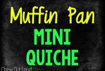 Mini quiche