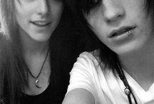 Alex and Johnnie