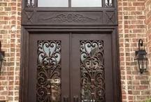 Doors / by Melanie Souza Guffey