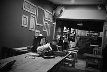 Cafe Burjoz / Small cafe