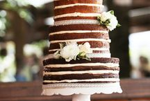 Naked and Nearly Naked Cakes