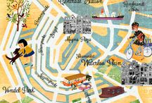Trendbubbles visit Amsterdam / Trends & Lifestyle Amsterdam by Trendbubbles. / by Trendbubbles