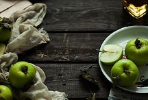 Food Photography: Apples / Apples