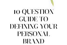 Branding / Branding is so important, whether you're a blogger, artist, entrepreneur, office worker, or politician. Pinned here are everything that helps us create consistent and awesome branding for our brands, whether personal brands or professional brands.