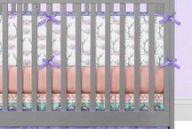Nursery Themes // Tribal Princess Nursery