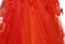 """Orange You Beautiful"" / Orange Color Inspiration"