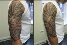 Dylon tattoo