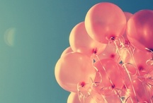 ballons and bubbles
