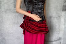Fashion Dress / Larisa Glazyrani couture