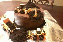 James birthday cake idea