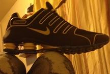 My new kicks / Shox