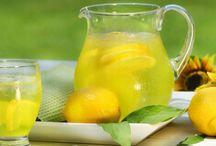 Juice & Water  / Detox, drink & live