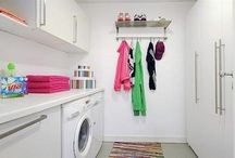 Laundry / Laundry room inspiration
