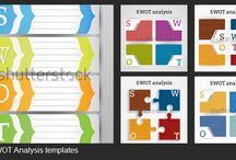 SWOT analysis templates - project management / SWOT analysis templates - project management