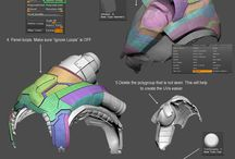 ZBrush inspirational & such...
