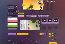 Desktop / UI Elements