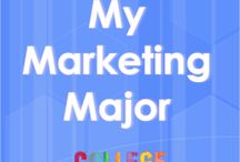 GREAT Marketing Majors / We majored in marketing we know what it was like.  Take business writing serious. You are going to need to know how to do press releases and reports.