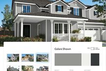 House Colors Exterior Gray