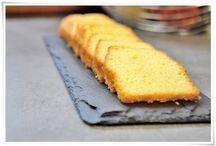 gâteau sans sucre