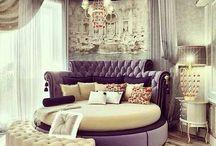 Purple Bedroom everything