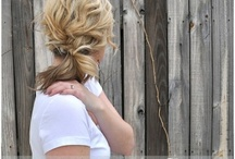 Playful~HAIR & NAILS / by Rebecca FALL Rader