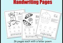 Homeschooling- Literacy / by Suzie Osterman