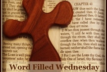 Word Filled Wednesdays / by Woman to Woman Ministries