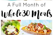 Whole 30 meal ideals