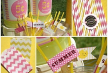 Parties Ideas n Great Themes / by JoAnn Hsu